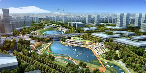 开发区升级咨询 /城市与区域战略规划